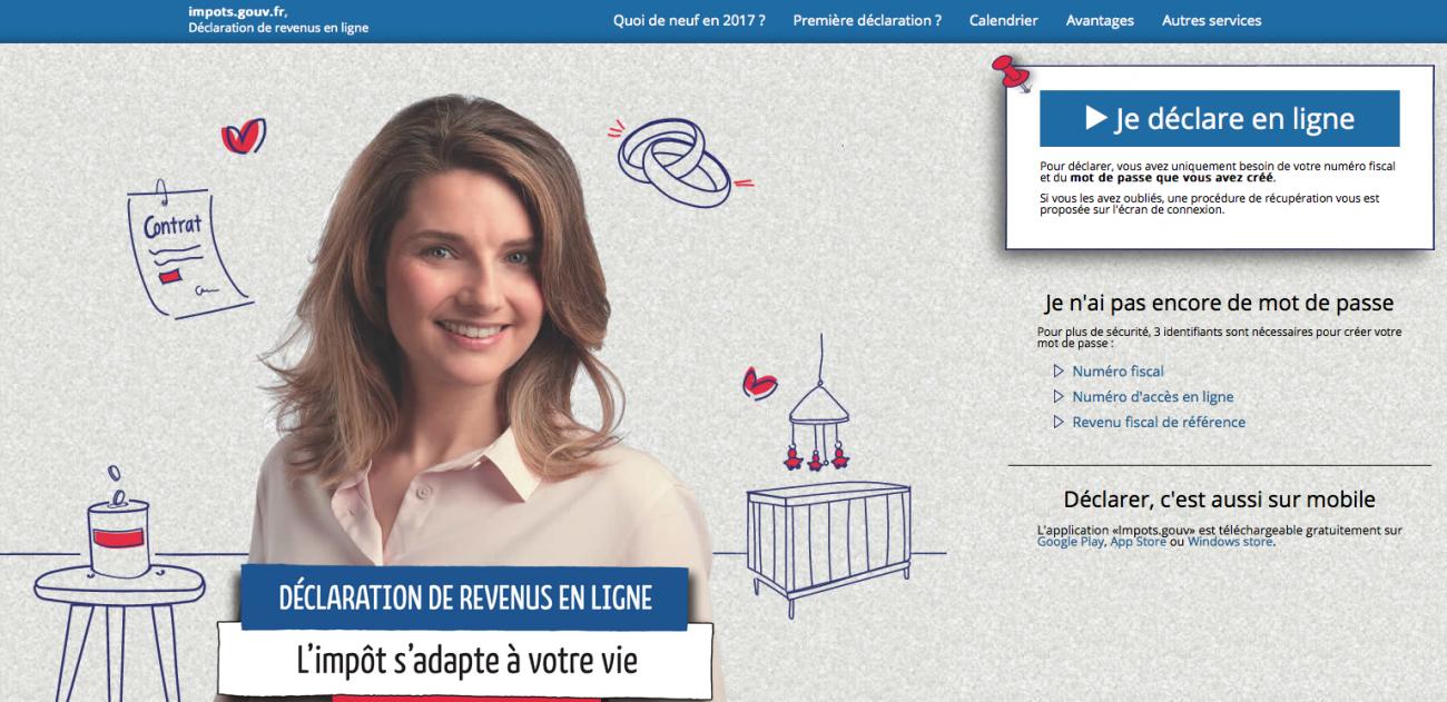 Declaration De Revenus La Moitie Des Demarches Effectuees En Ligne