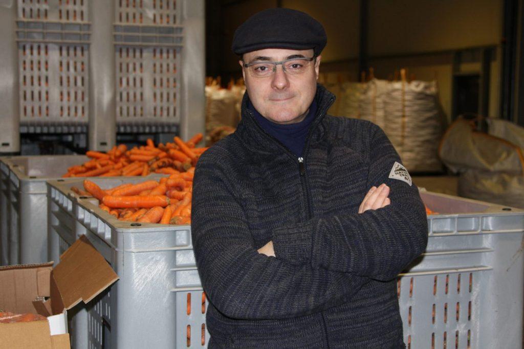 Légumes, conditionnement, Brebières, producteurs, carottes