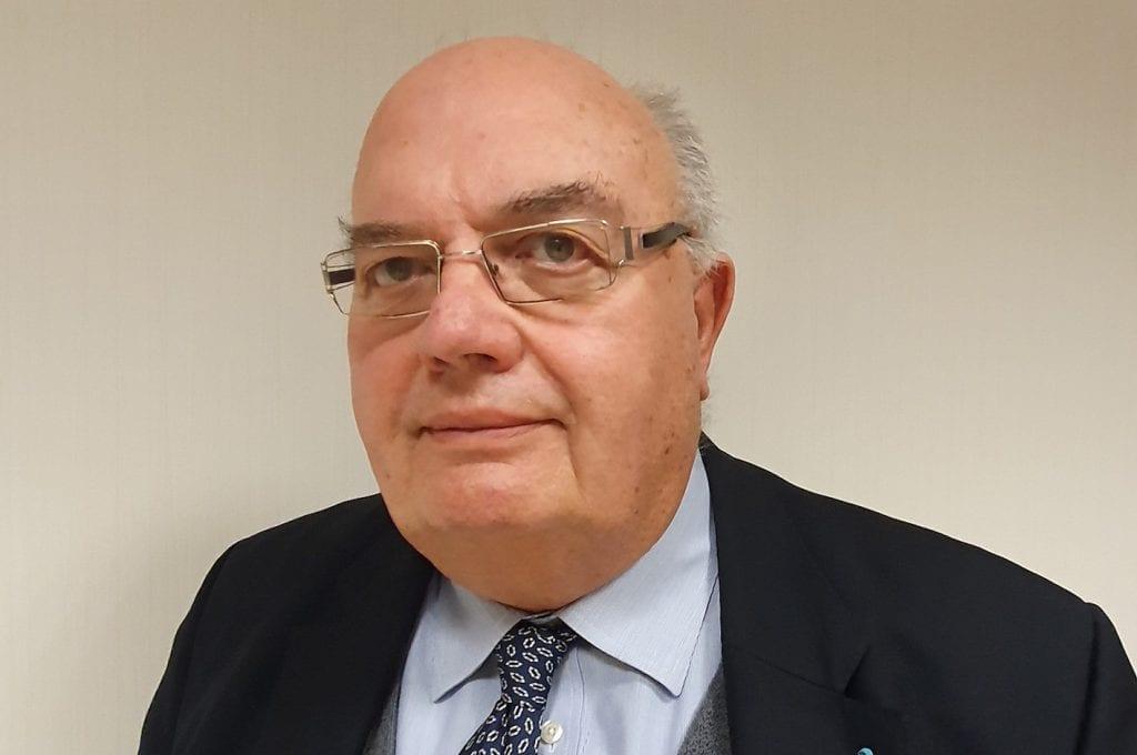 Alain Coeugniet, président du conseil des chevaux Hauts de France Terres et Territoires