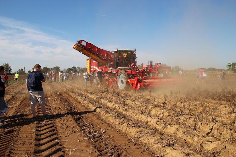 PotatoEurope 2020 aura lieu à Villers-Saint-Christophe, dans l'Aisne