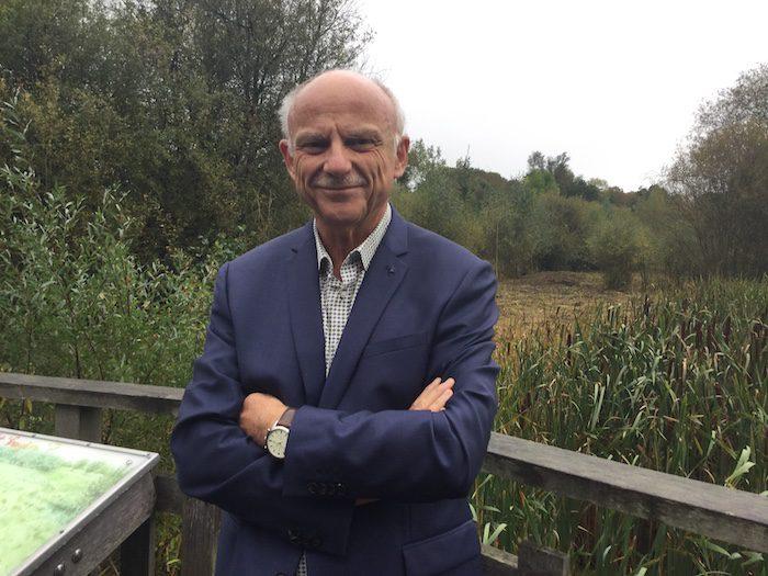 Jean-Marie Allain maire de Marpent