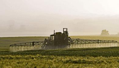Terres et Territoires - épandage au glyphosate