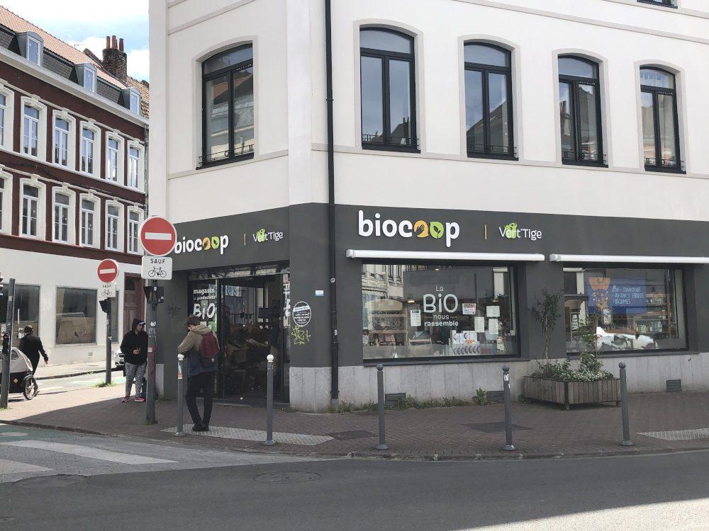 Biocoop sebastopol