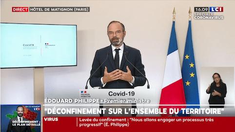 Edouard Philippe 7 mai 2020