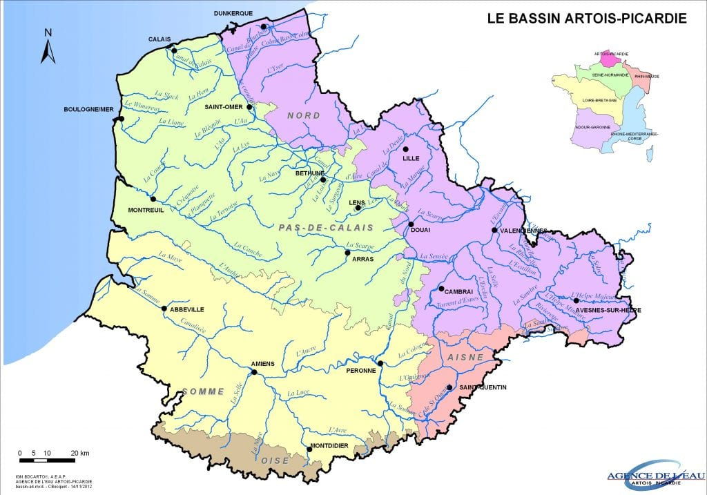 Terres et Territoires - Bassin Artois-Picardie