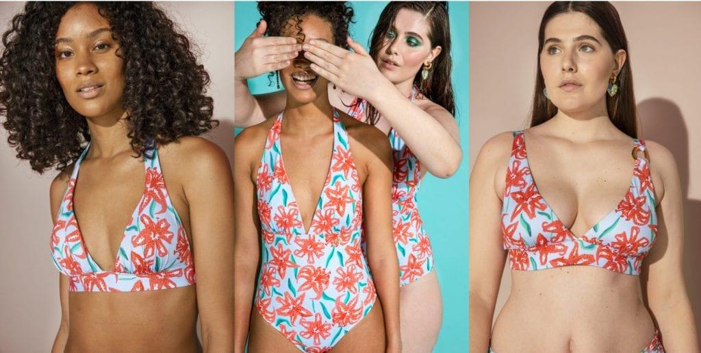 Des maillots de bain écoresponsables, fabriqués notamment à partir des déchets plastiques collectés dans les océans, et qui subliment toutes les morphologies : c'est le pari de l'Avesnoise Gwendoline Dessi, qui sort cet été sa troisième collection sous la griffe Coco Frio.