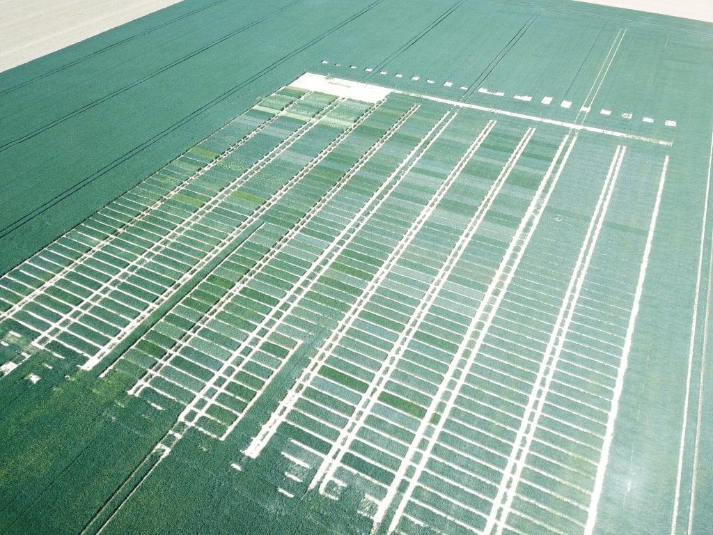 Chambre d 39 agriculture visite de la plateforme d 39 essais - Chambre d agriculture de la mayenne ...