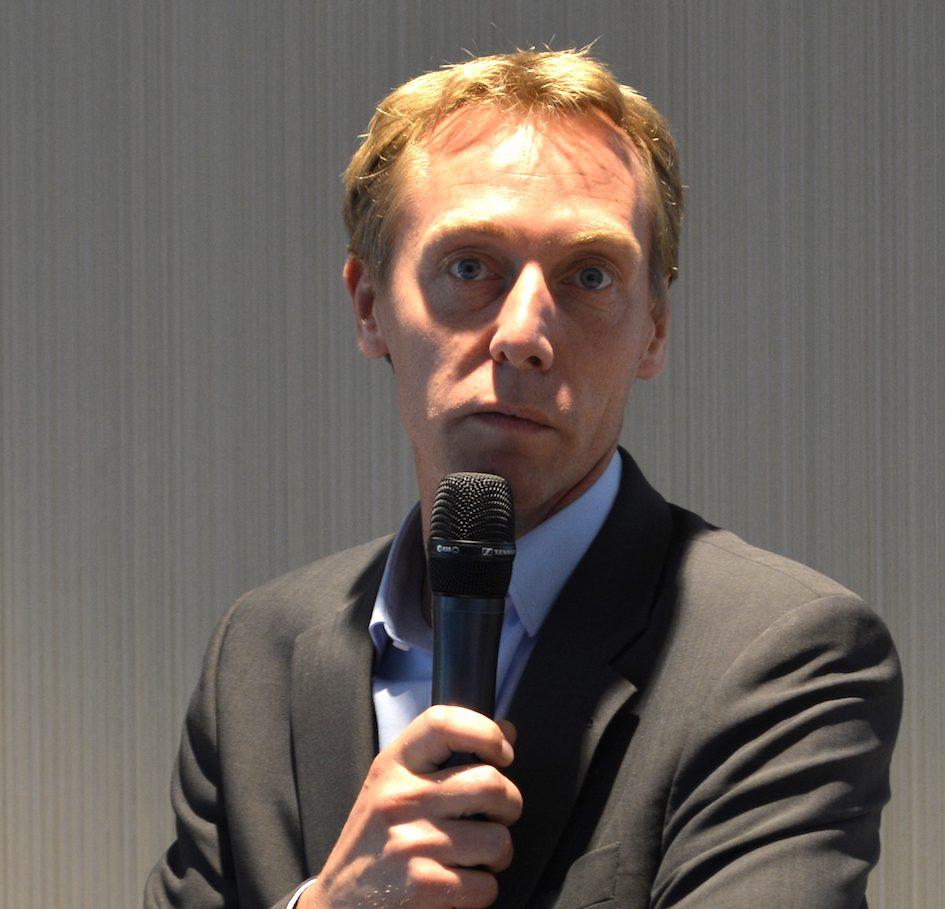 Franck Sander président CGB betteraves