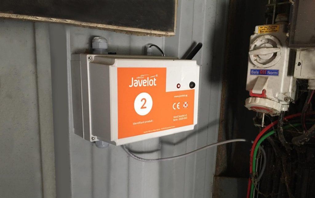 Spécialisée dans les sondes de thermométrie du grain, l'entreprise nordiste Javelot sort en cette rentrée un nouveau dispositif baptisé Venti'Javelot. A la clé, la diminution des coûts de ventilation et des traitements insecticides. Explications.